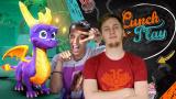Lunch Play : Spyro Reignited Trilogy, découverte du deuxième et troisième opus