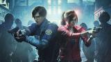 Resident Evil 2 (2019) : Claire et Sherry au commissariat