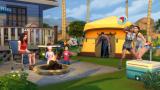 Les Sims 4 : en camping avec Destination Nature