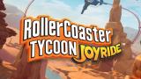 RollerCoaster Tycoon Joyride : La version physique arrivera finalement ce mois-ci