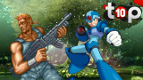 Top 10 des meilleurs jeux de la Super Nintendo