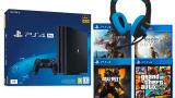 Réductions sur des PS4 Pro avec Référence Gaming