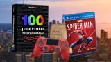 Concours de Noël : gagnez Spider-Man et une Dual Shock 4 rouge !