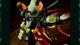 Travis Strikes Again No More Heroes : Combat de boss face à Electro Triple Star