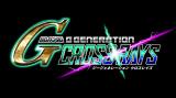 Bandai Namco tease SD Gundam G Generation Cross Rays