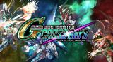 SD Gundam G Generation Cross Rays annoncé sur Switch, PS4 et PC pour 2019