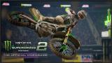 Monster Energy Supercross 2 : enfourchez votre bécane, la course va commencer !