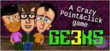 3 GEEKS : un Point and Click complètement barré