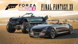 Forza Horizon 4 : la Regalia de Final Fantasy XV se prépare à prendre la route