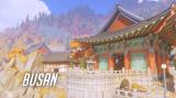 Overwatch : La carte de Busan en Lego !