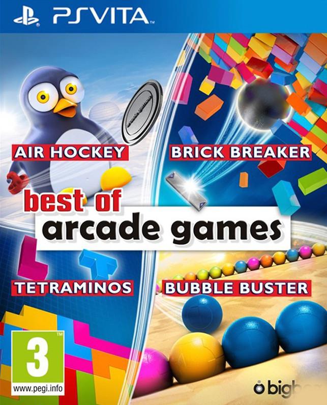 best of arcade games sur playstation vita. Black Bedroom Furniture Sets. Home Design Ideas