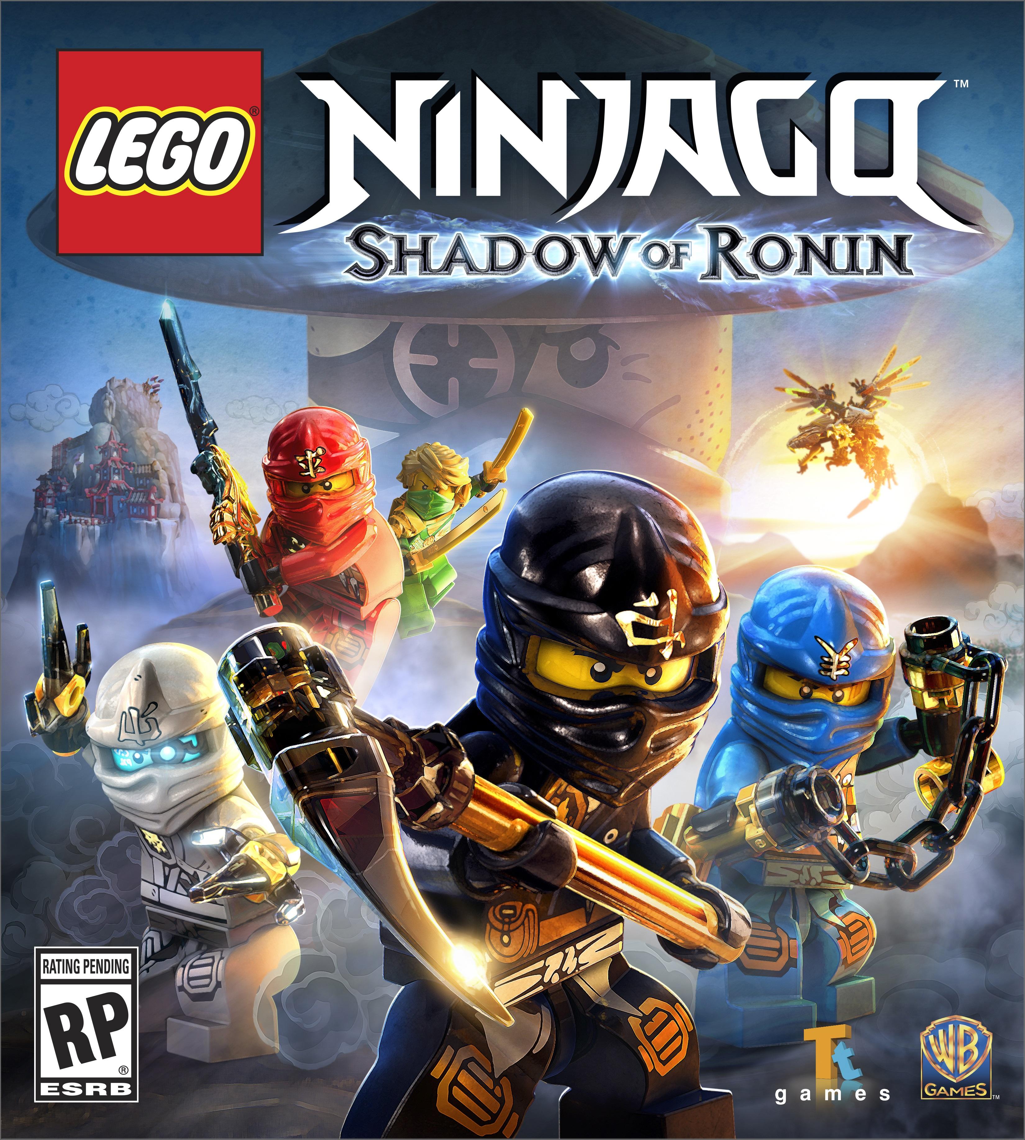 Lego ninjago l 39 ombre de ronin sur playstation vita - Jeu lego ninjago gratuit ...