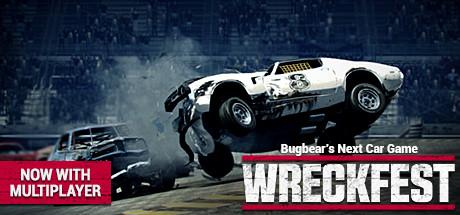 next car game wreckfest sur playstation 4. Black Bedroom Furniture Sets. Home Design Ideas