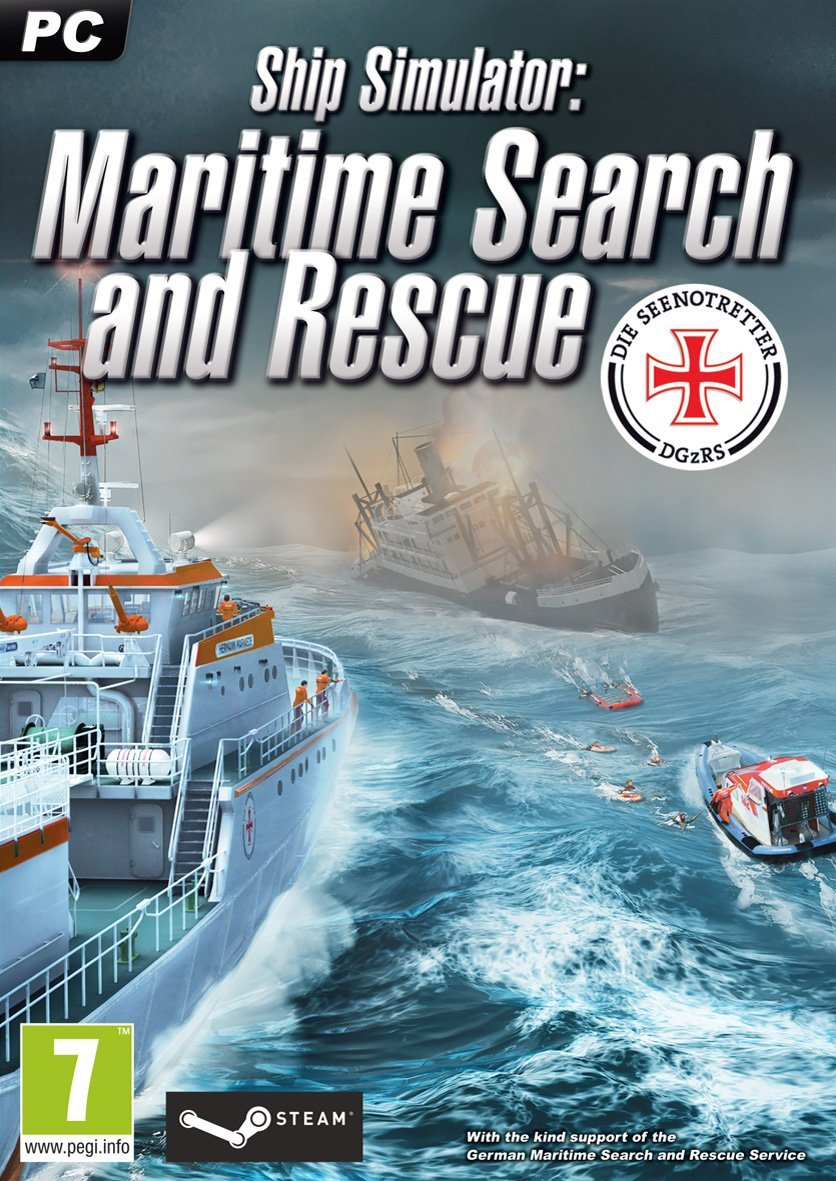 Recovery: Search & Rescue Simulation for PC Reviews ...