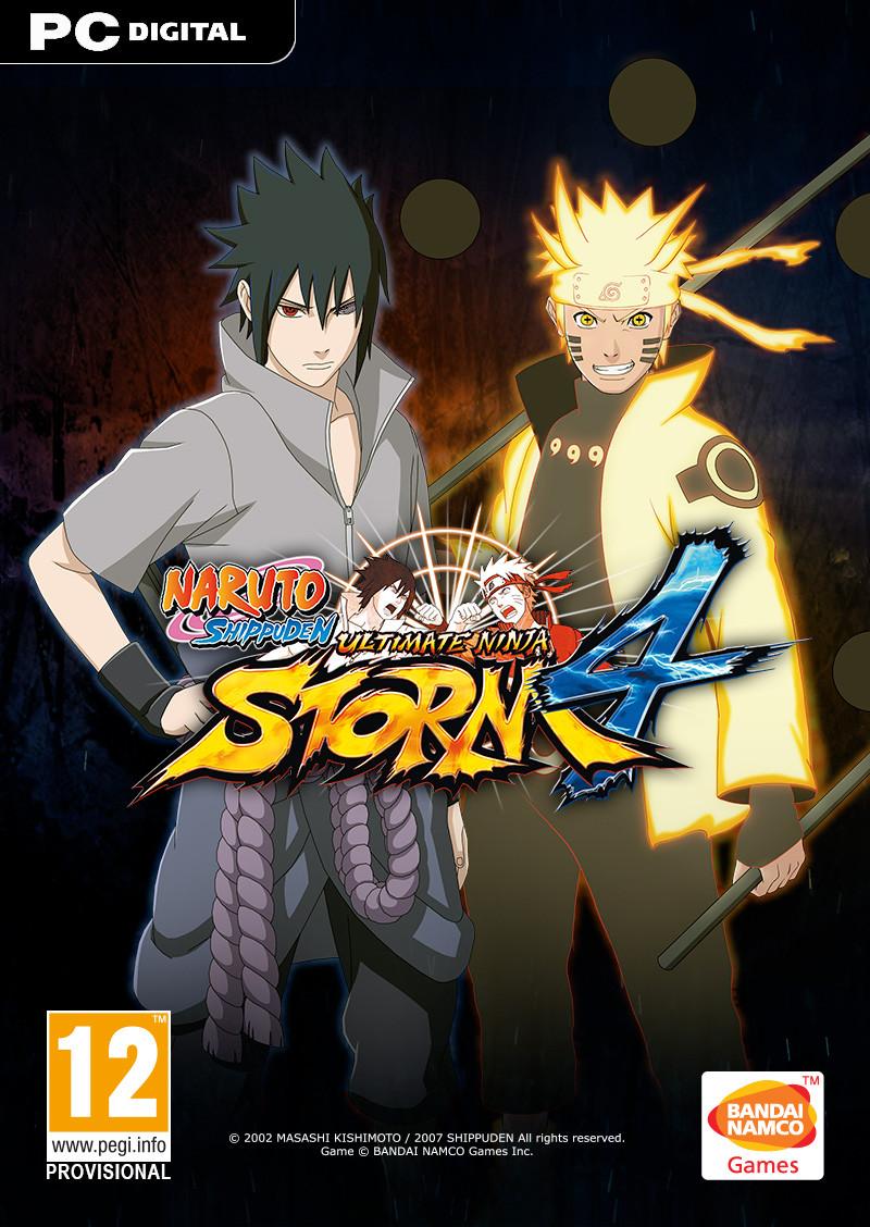 Naruto shippuden ultimate ninja storm 4 sur pc jeuxvideo com