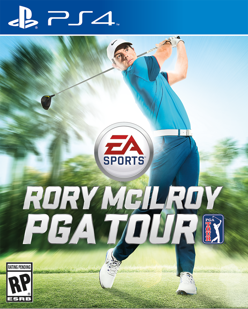 rory mcilroy pga tour 16 sur playstation 4. Black Bedroom Furniture Sets. Home Design Ideas