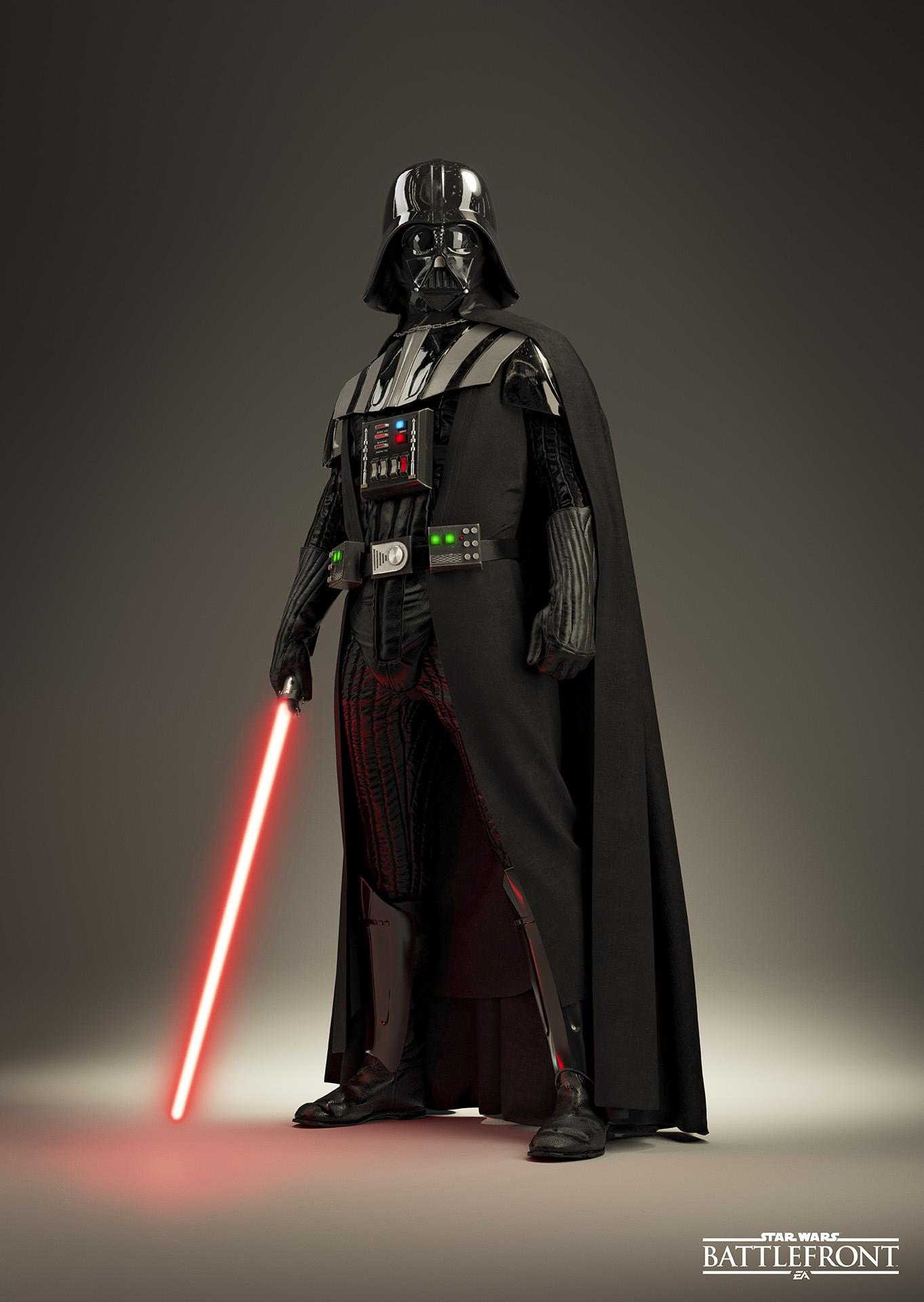 New Darth Vader Minecraft Skin