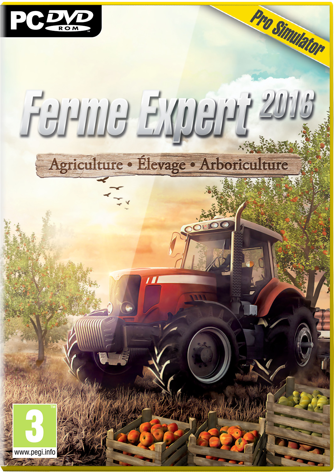 Ferme expert 2016 sur pc for Pc retouche photo 2016