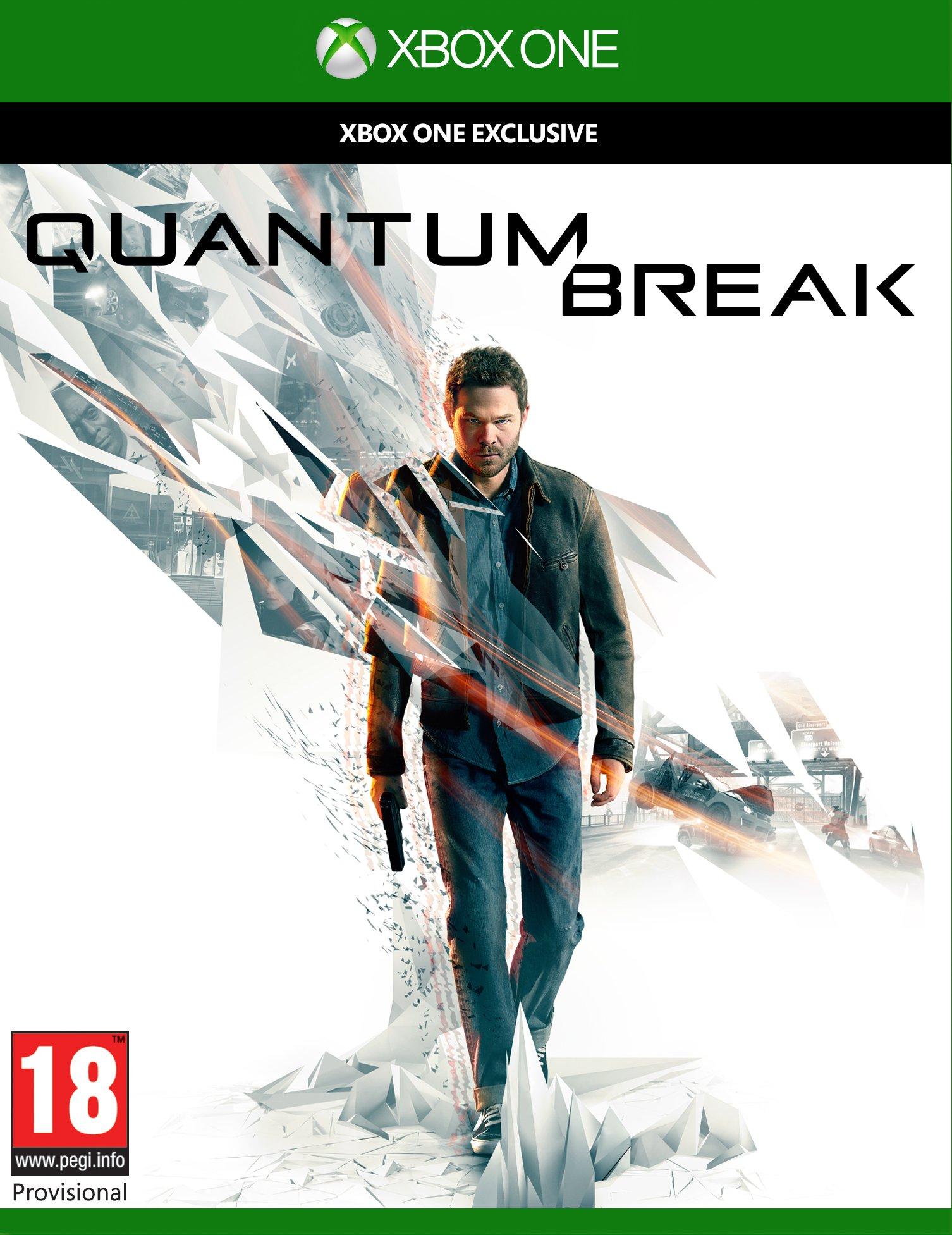 """Résultat de recherche d'images pour """"quantum break xbox one"""""""