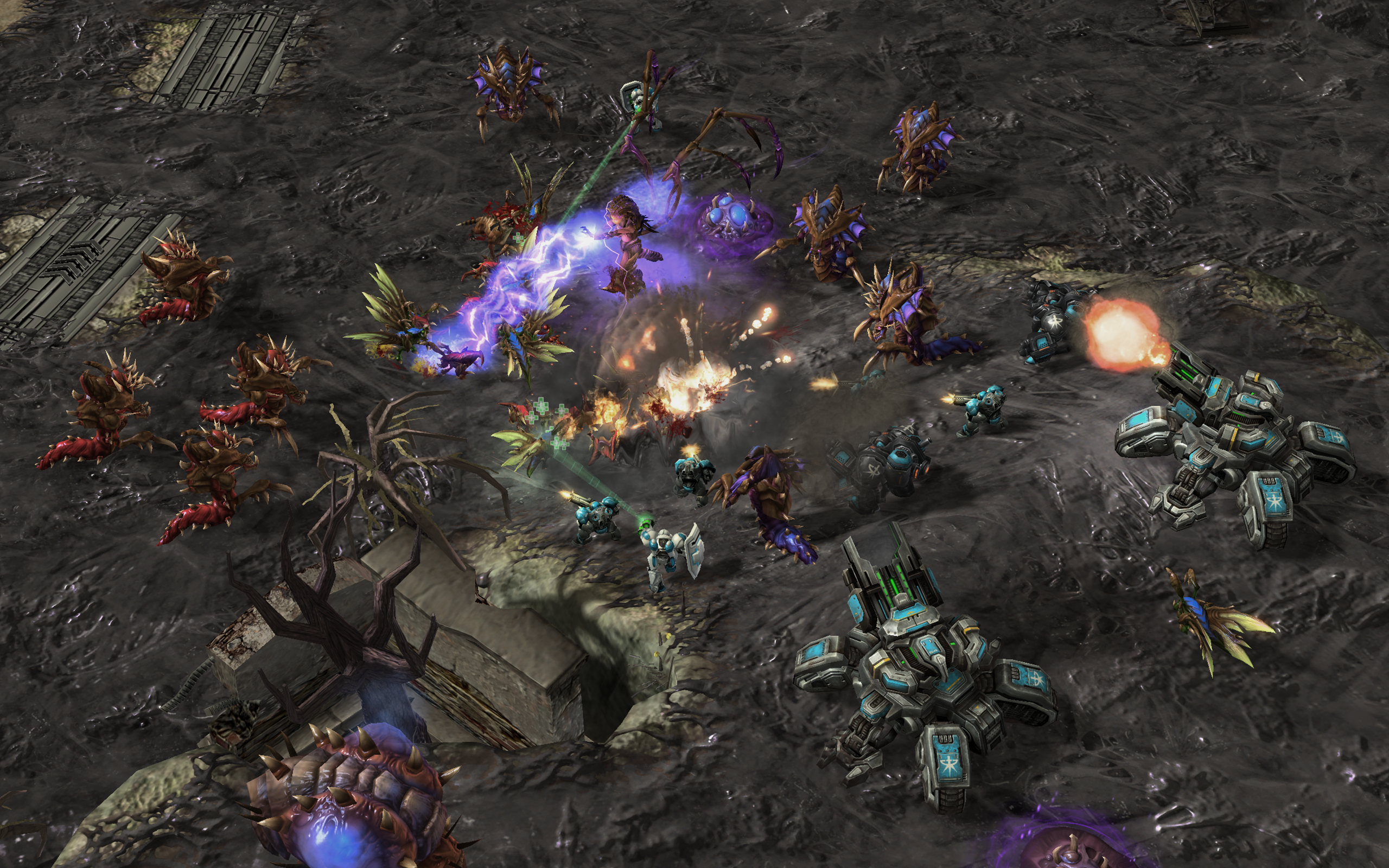 Starcraft II Legacy of the Void Crack