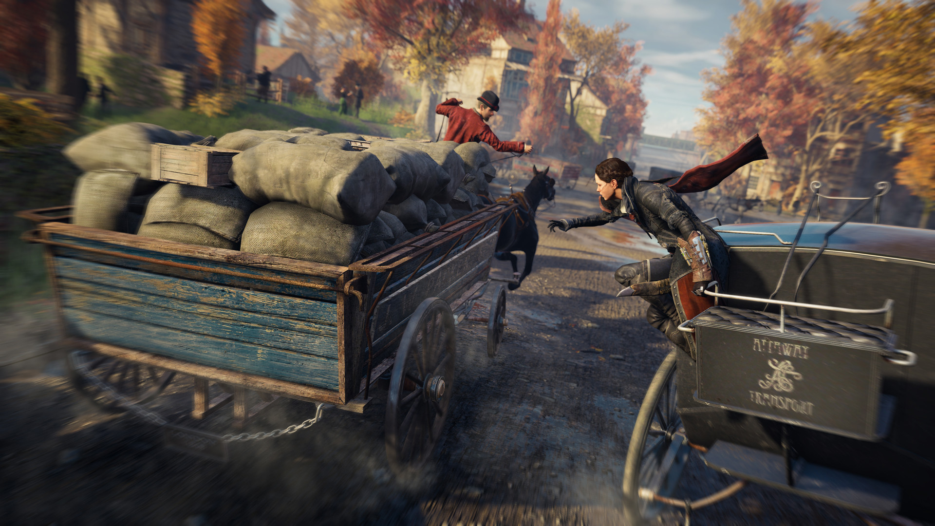 Assassin's Creed Syndicate Crack