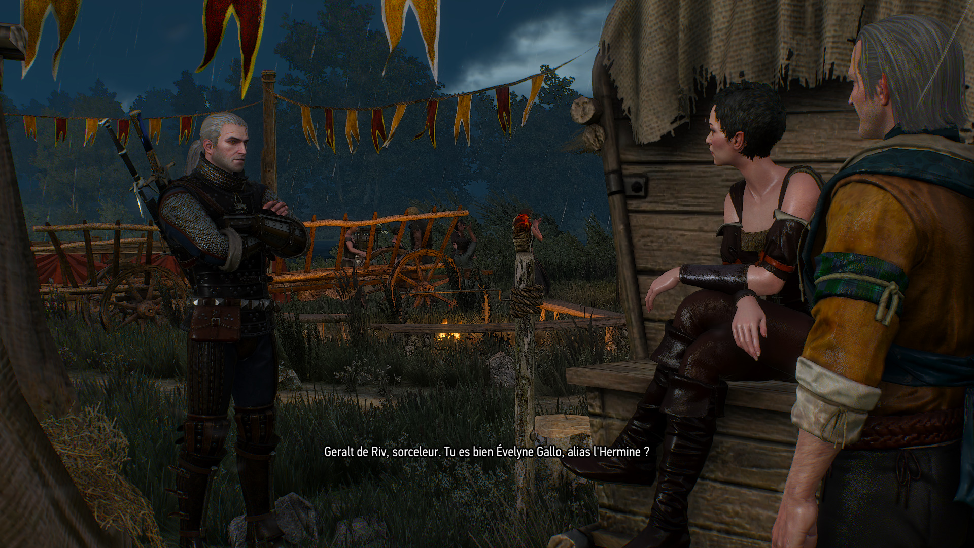 The Witcher 3 Crack