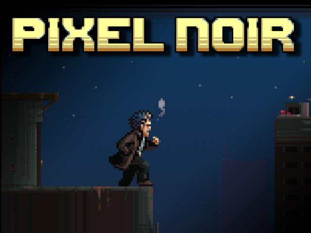Pixel Noir sur PlayStation 4
