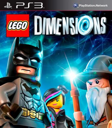 lego dimensions sur playstation 3. Black Bedroom Furniture Sets. Home Design Ideas