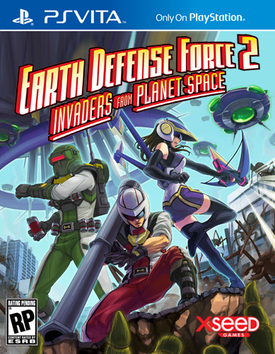 earth defense force 2 invaders from planet space sur. Black Bedroom Furniture Sets. Home Design Ideas