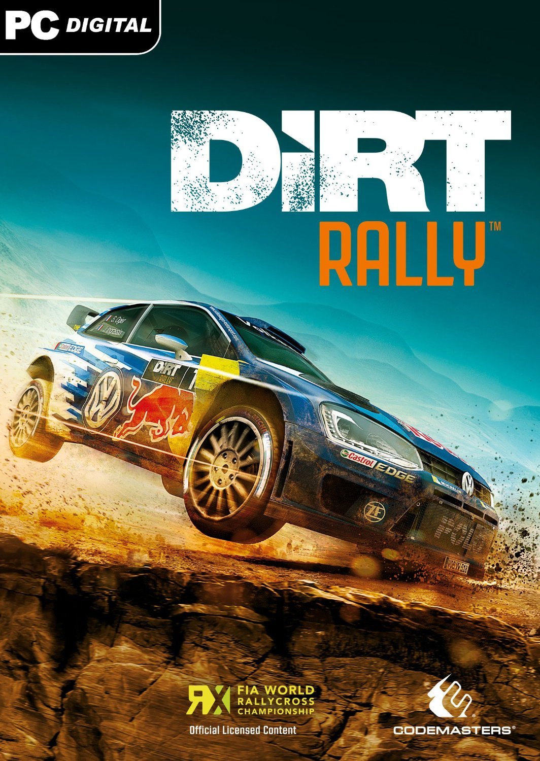 dirt rally sur pc. Black Bedroom Furniture Sets. Home Design Ideas