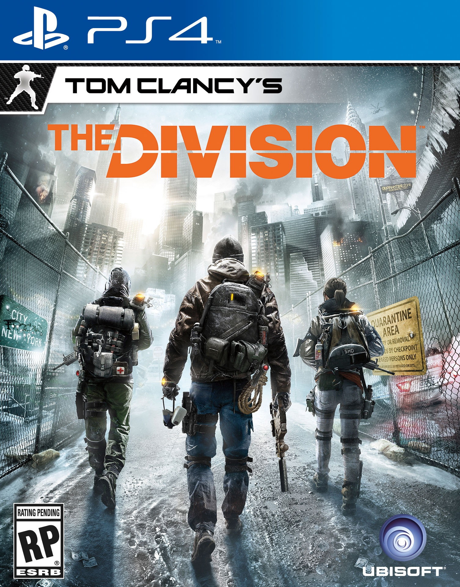 Très Tom Clancy's The Division sur PlayStation 4 - jeuxvideo.com TO33