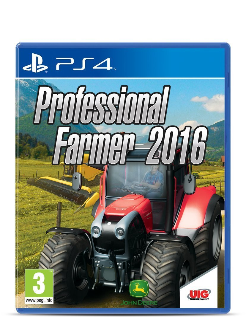 professional farmer 2016 sur playstation 4. Black Bedroom Furniture Sets. Home Design Ideas