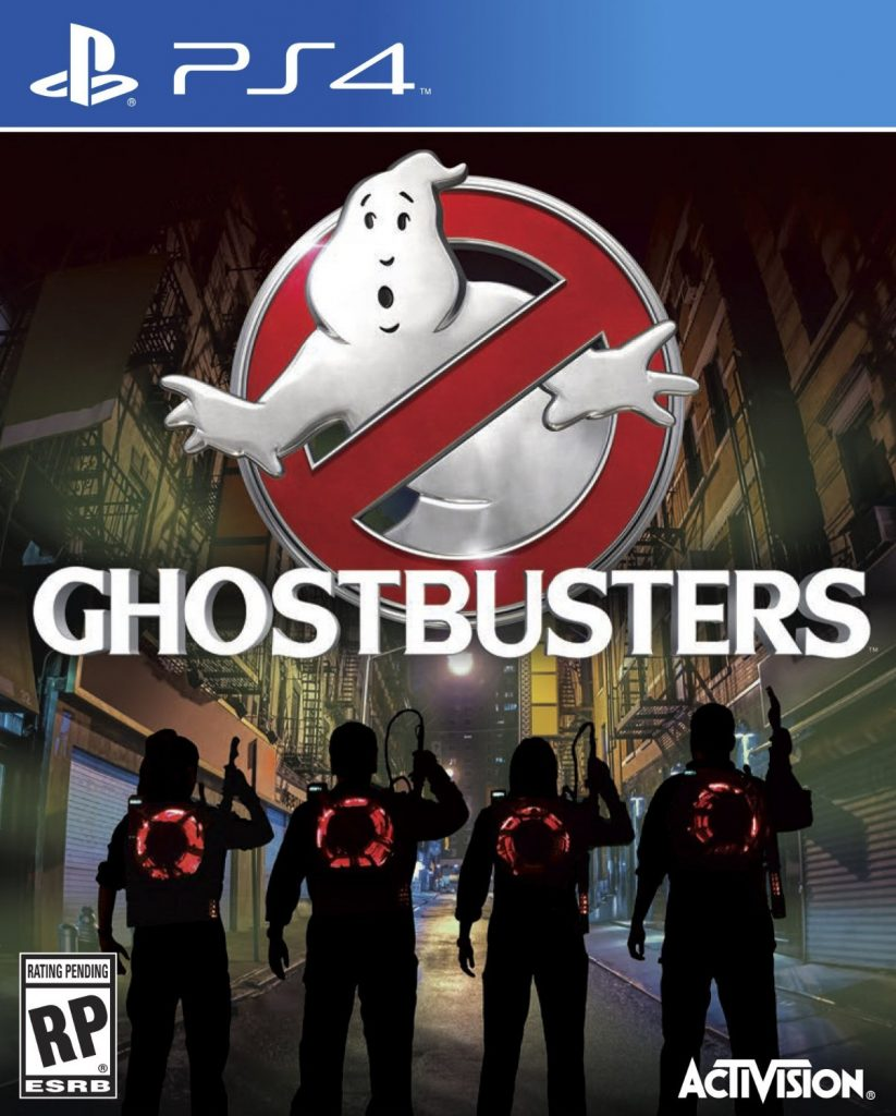 ghostbusters sur playstation 4. Black Bedroom Furniture Sets. Home Design Ideas