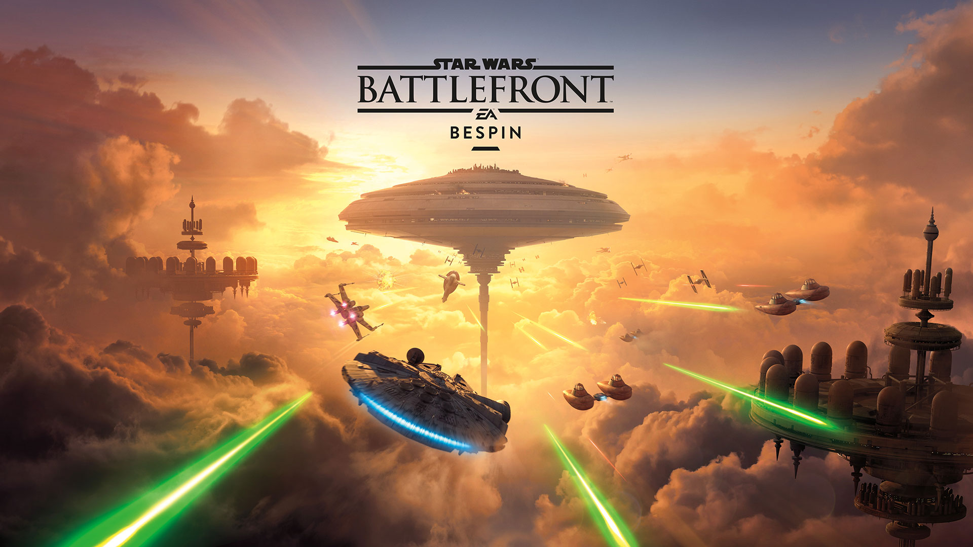 star wars battlefront bespin sur playstation 4. Black Bedroom Furniture Sets. Home Design Ideas