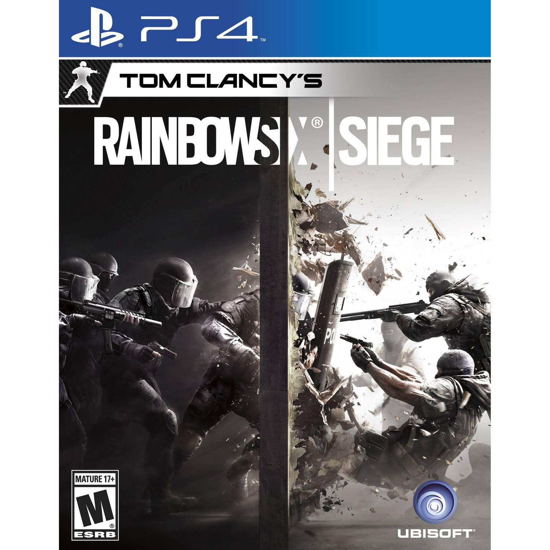 Tom Clancy S Rainbow Six Siege Sur Playstation 4