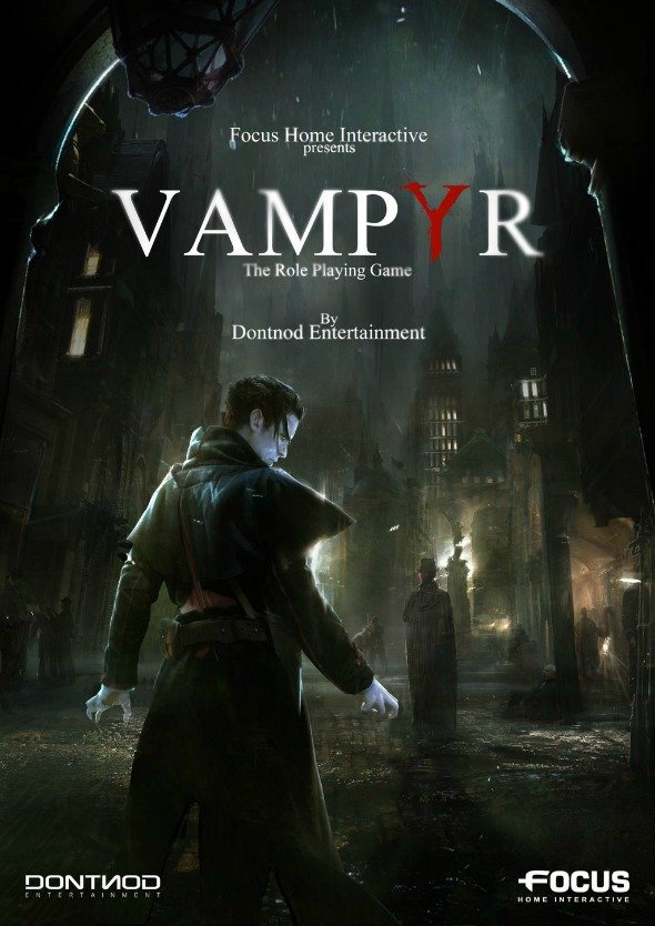vampyr sur playstation 4. Black Bedroom Furniture Sets. Home Design Ideas
