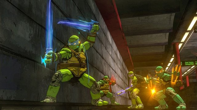 Teenage Mutant Ninja Turtles: Mutants in Manhattan - CODEX