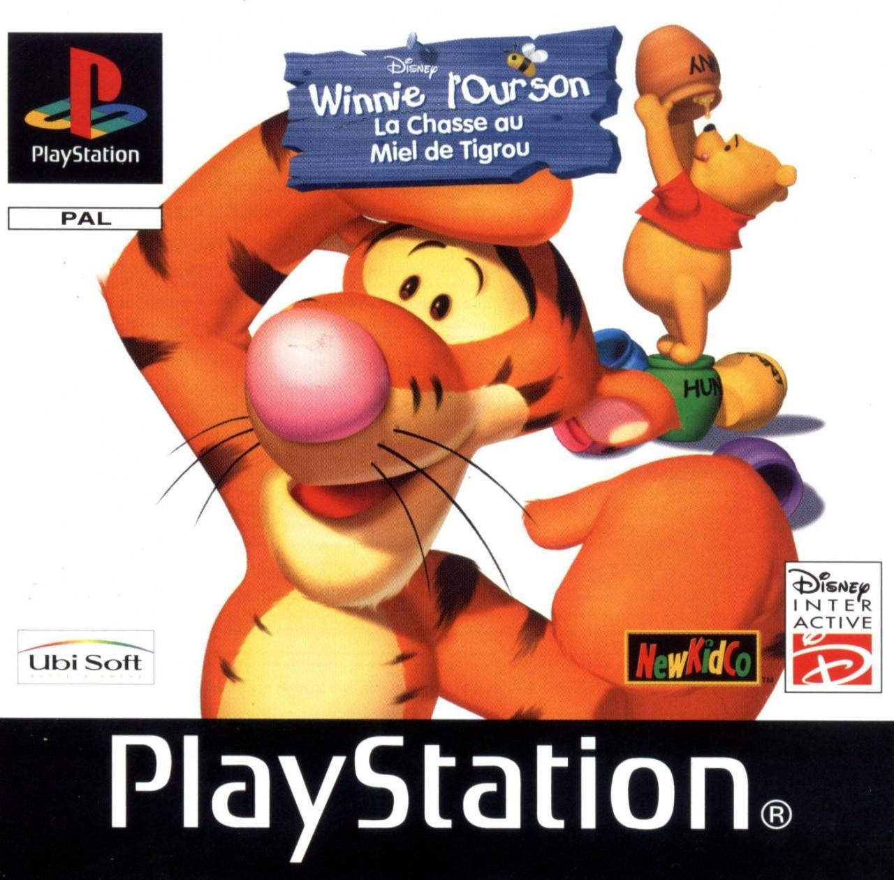Winnie l 39 ourson la chasse au miel de tigrou sur - Jeux de winnie l ourson gratuit ...