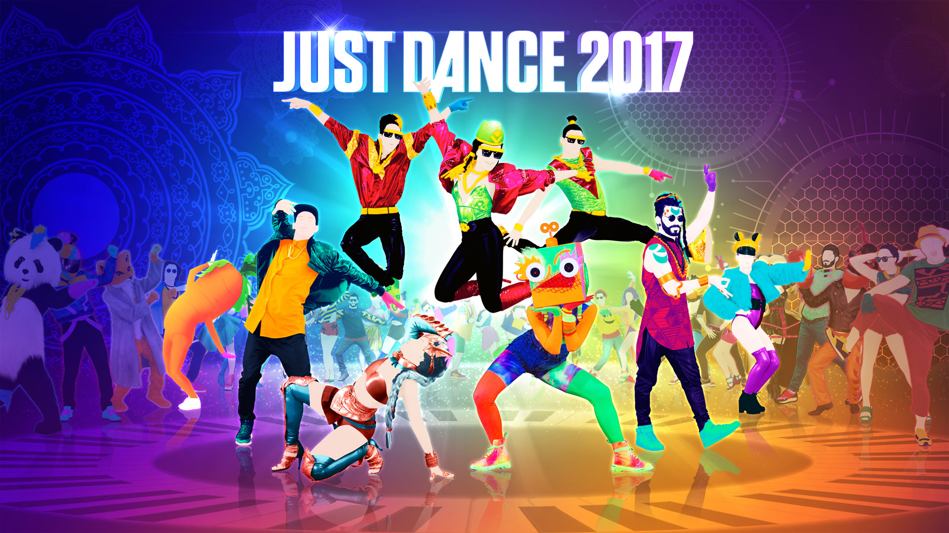 Test] Just Dance 2017 – WII |