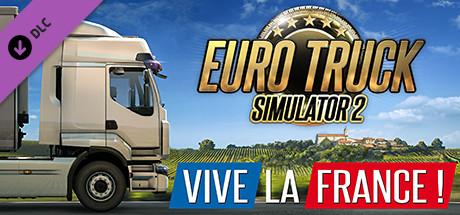 euro truck simulator 2 vive la france sur pc. Black Bedroom Furniture Sets. Home Design Ideas