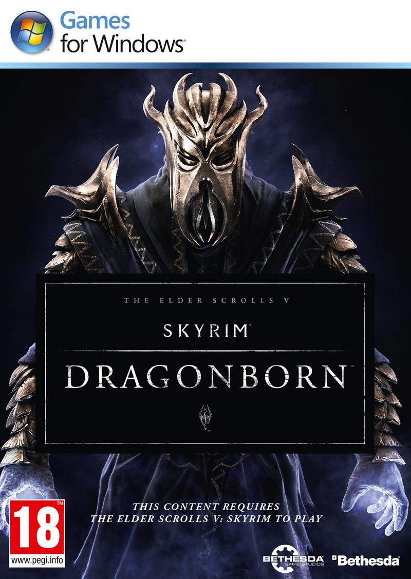 The Elder Scrolls Vita : Achat the elder scrolls v skyrim dragonborn sur pc