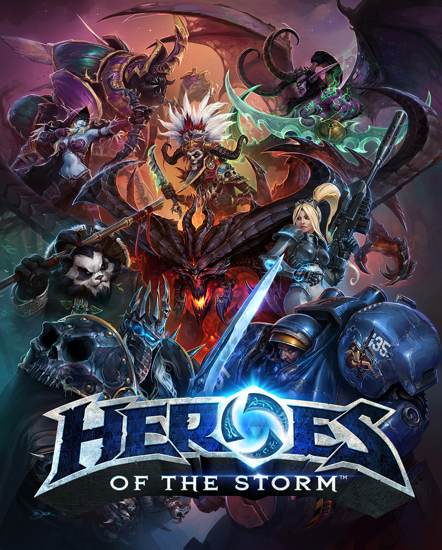 Heroes of the Storm sur PC - jeuxvideo.com