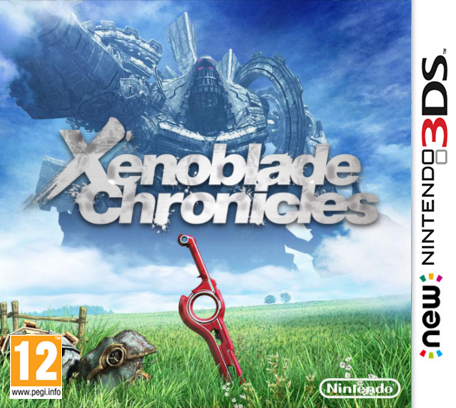 xenoblade chronicles sur nintendo 3ds. Black Bedroom Furniture Sets. Home Design Ideas