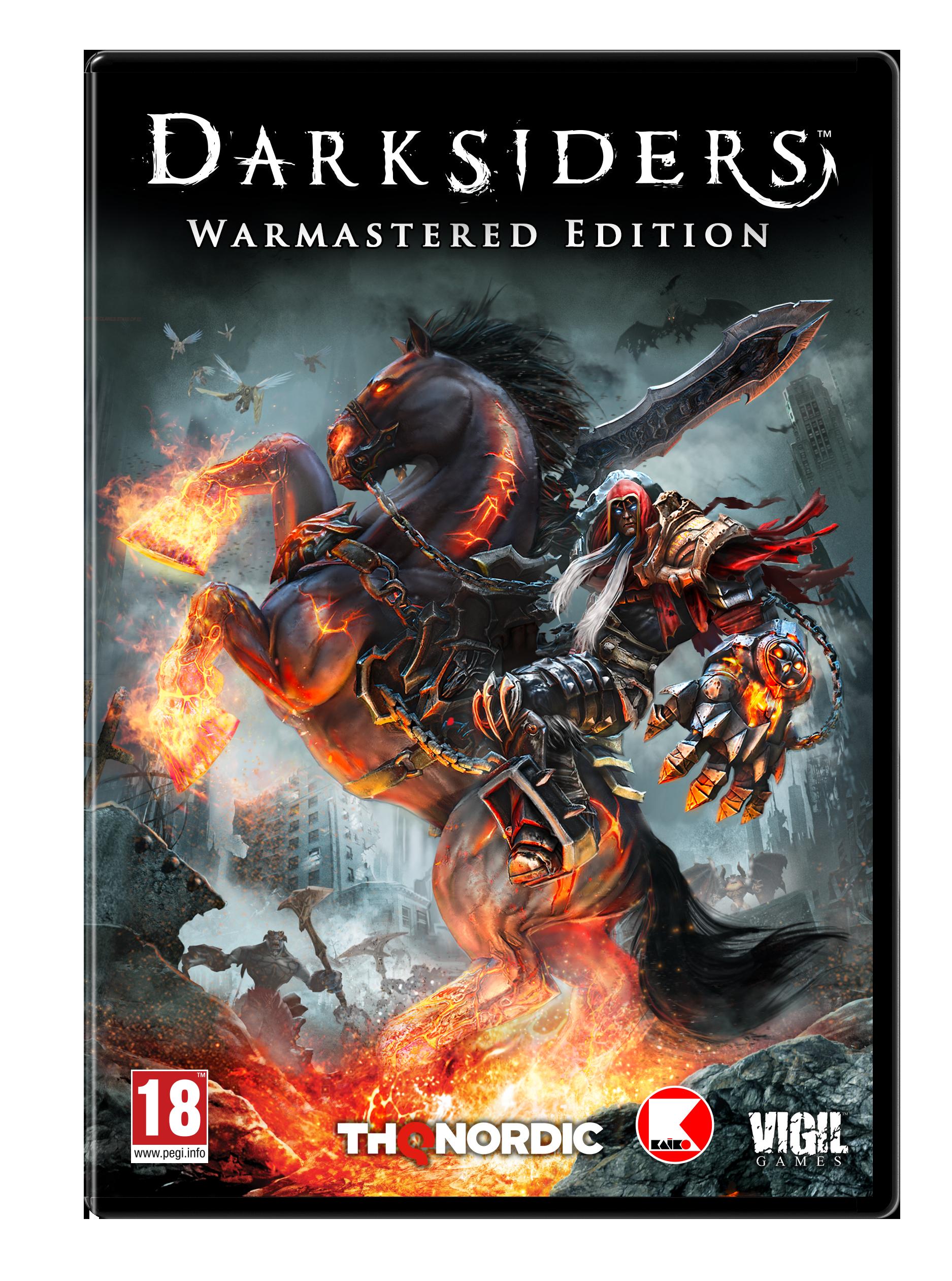 Darksiders : Warmastered Edition