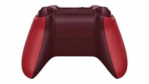 Quand Microsoft dévoile une nouvelle manette Xbox One...