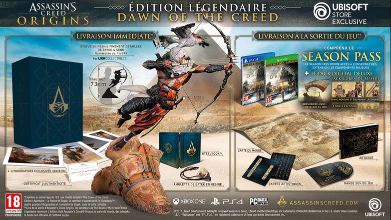 [2017-10-27} Assassin's creed origins - PS4 - XOne 1497300411-97-capture-d-ecran