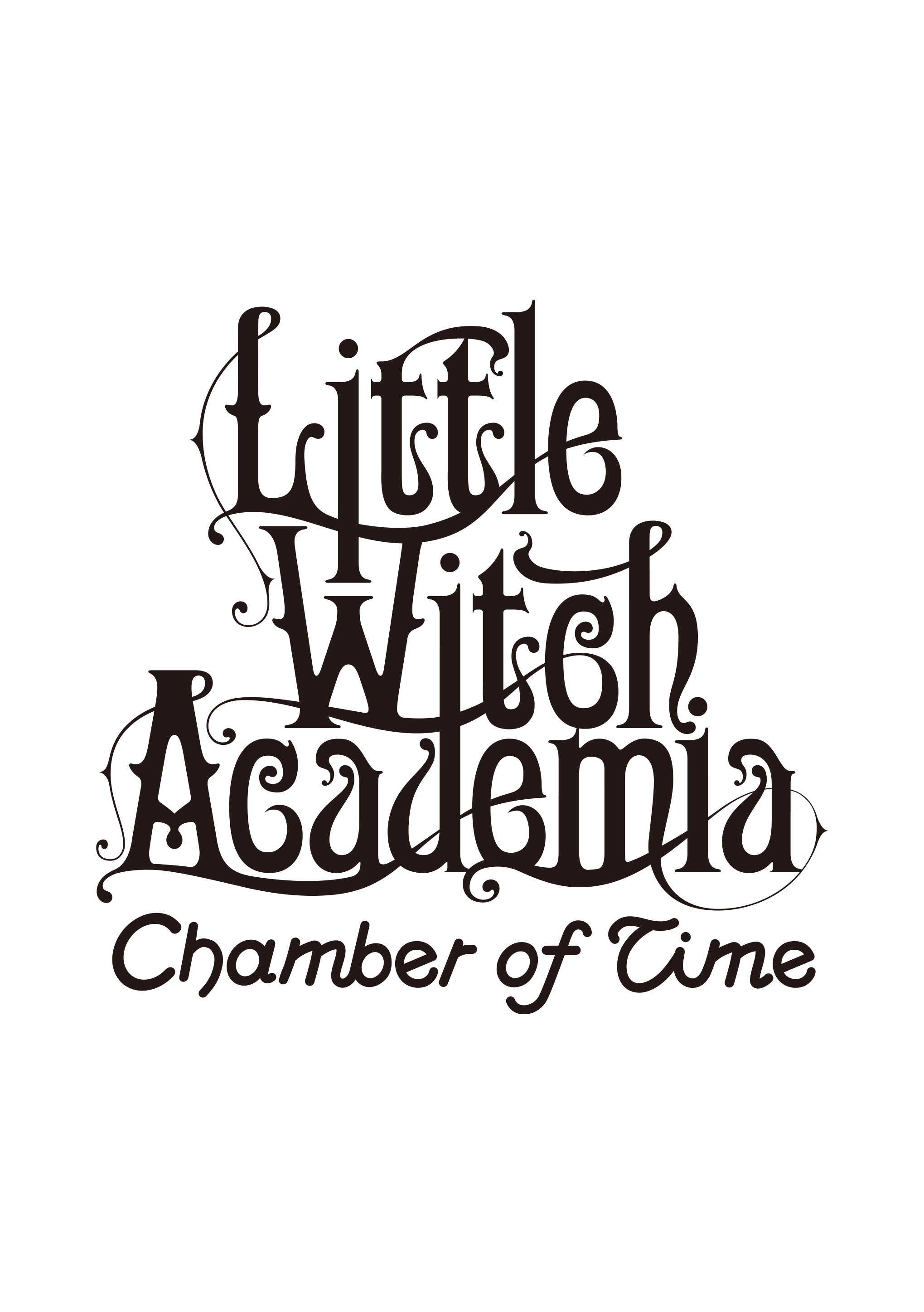 Little Witch Accademia: Chamber Of Time