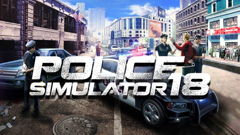 police simulator 18 sur pc. Black Bedroom Furniture Sets. Home Design Ideas