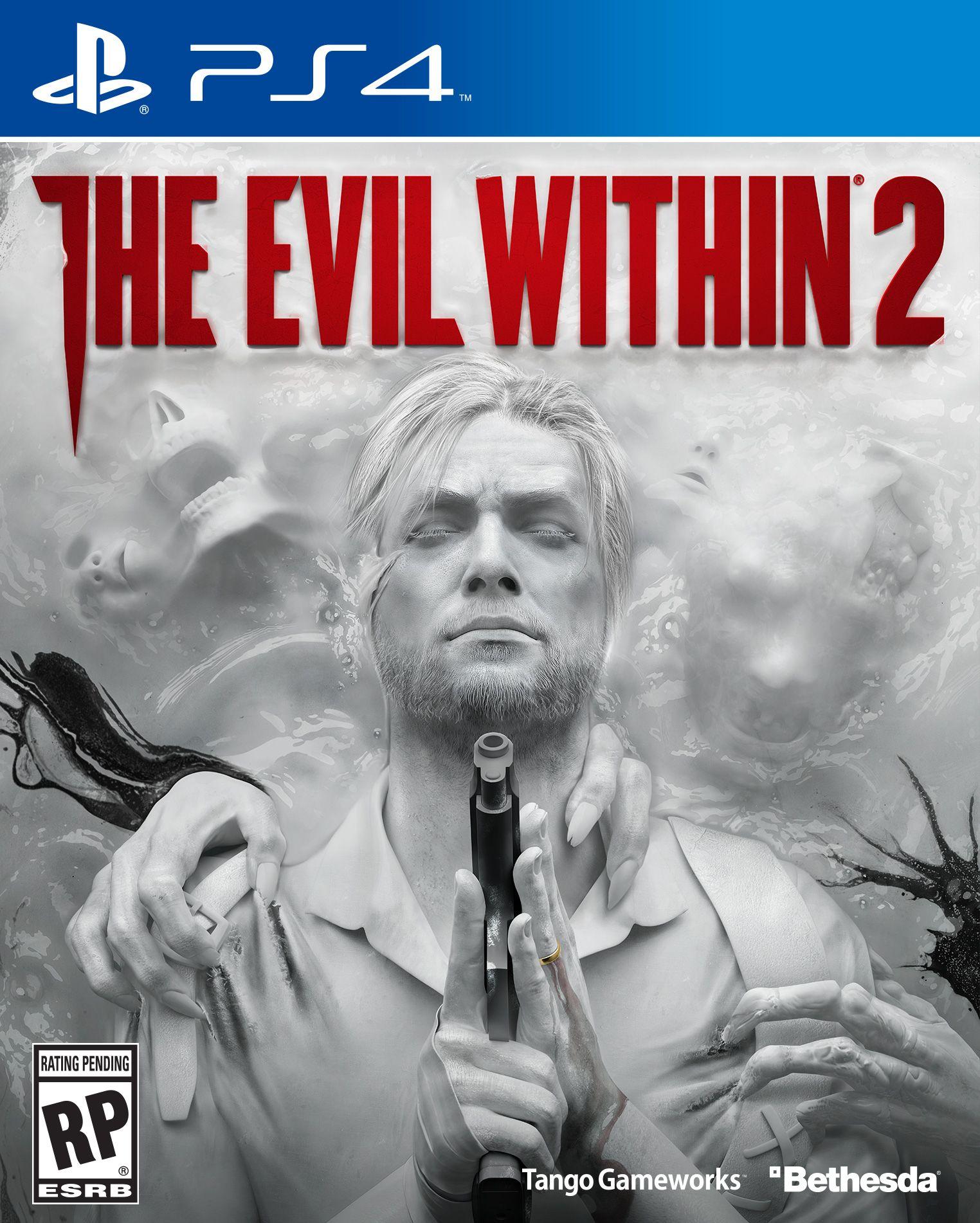 """Résultat de recherche d'images pour """"evil within 2 ps4 cover"""""""