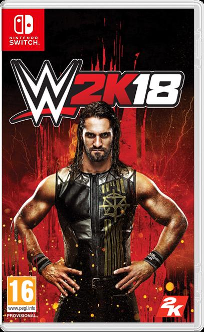 WWE 2K18 Nintendo Switch - Game4U Cracked